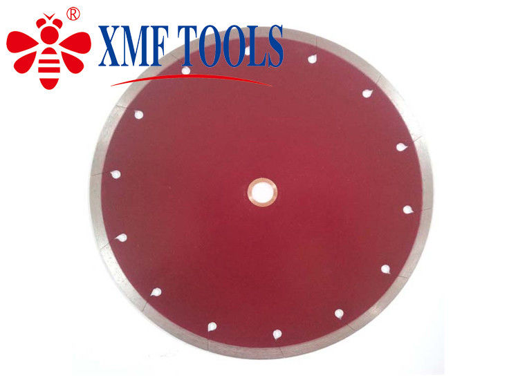 5   6  7 Inch Tile Saw Blade 1 Inch Arbor  Replacement For Circular Saw Red
